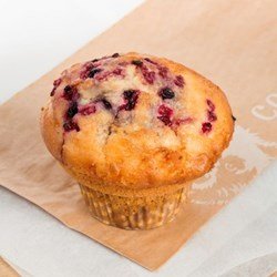 Image de Muffin Fruits rouges