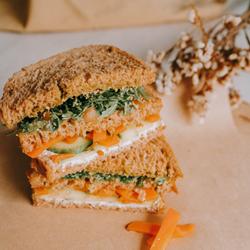 Image de CLUB FROID carottes concombre pesto